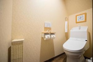 A bathroom at Azzurro Elefante