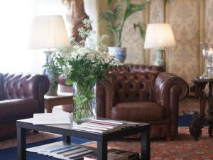 Area soggiorno di Hotel Due Mori