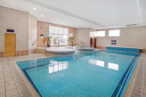 The swimming pool at or near Jurys Inn Inverness