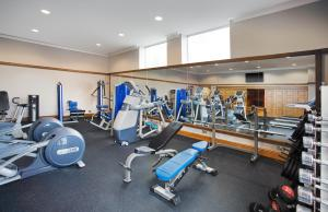The fitness center and/or fitness facilities at Jurys Inn Inverness