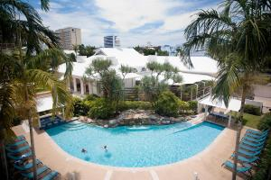 A view of the pool at Mantra Esplanade or nearby