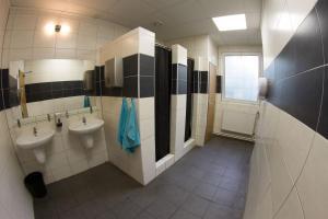 Ванная комната в Hostel Seven