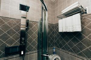 Ванная комната в Отель Авиньон