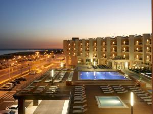 A view of the pool at Real Marina Hotel & Spa or nearby