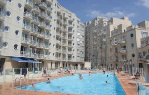 """The swimming pool at or near Apartment """"Zeezicht"""""""