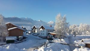 Ferienwohnung Johanna im Winter