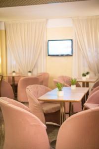 Гостиная зона в Best Western Hotel Libertà