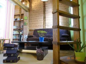 A seating area at Loft-Terraza Laurel
