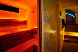 Spa and/or other wellness facilities at Bristol Harbour Hotel & Spa