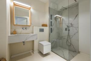 Łazienka w obiekcie Super-Apartamenty Prestige