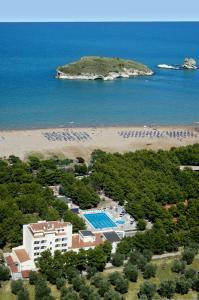 Vista aerea di Hotel Portonuovo