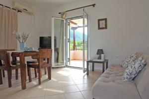 Area soggiorno di Echinades Resort