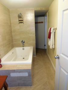 Ванная комната в Dundee Bay Villas