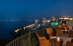 Un balcón o terraza de San Francesco Resort