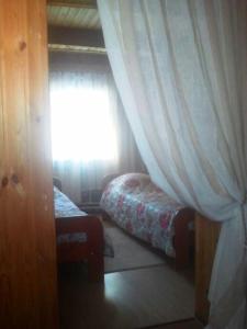 Кровать или кровати в номере Отель Горлица