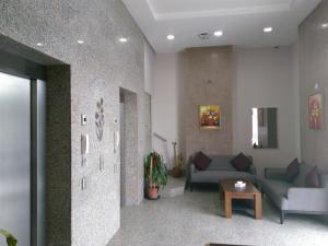 Uma área de estar em Awali Rose- Awali District Makkah