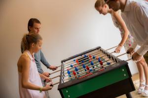 Children staying at Strandhotel Bos en Duin