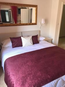 Cama o camas de una habitación en Villa Sigurata II
