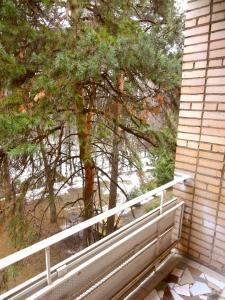 Балкон или терраса в Отель Матвеевский