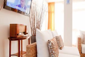 Posezení v ubytování Hotel Horizonte