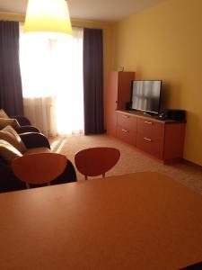 Część wypoczynkowa w obiekcie Apartamenty Diva