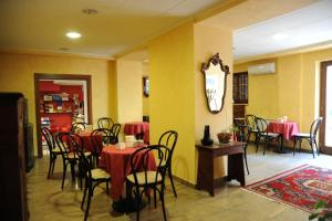 A restaurant or other place to eat at Hotel Valentini Inn