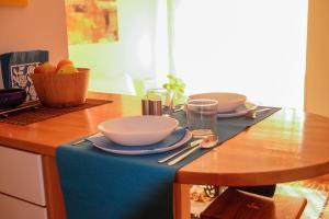 Un restaurante o sitio para comer en Apartamento Montesa