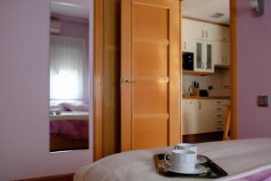 Una cocina o zona de cocina en Apartamento Montesa