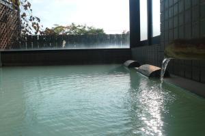 The swimming pool at or near Tazawa Kogen Hotel