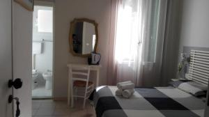 A bathroom at Su per i Coppi