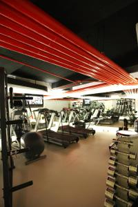 The fitness center and/or fitness facilities at The Marmara Pera