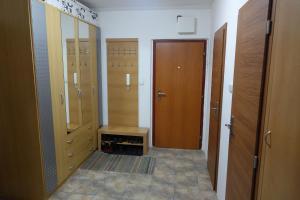 Koupelna v ubytování Apartmán Moravská Ostrava