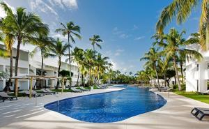 """The swimming pool at or near Occidental Punta Cana - All Inclusive Resort - Barcelo Hotel Group """"Newly Renovated"""""""