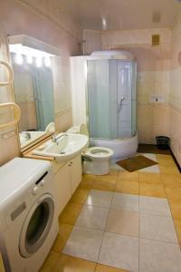 Ванная комната в Хостел Лайк