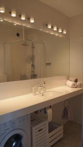 Łazienka w obiekcie Svoboda Apartament