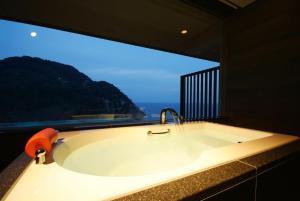 A bathroom at Hotel Kinparo