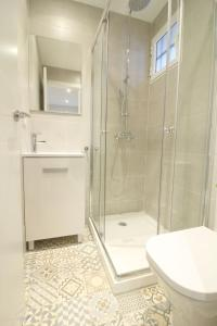 Un baño de Apartamento Cabestreros