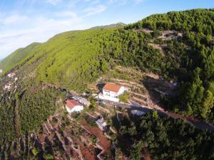 A bird's-eye view of Apartments Hazdovac Ropa