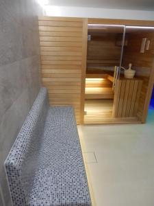 Spa and/or other wellness facilities at Villa Mediterana