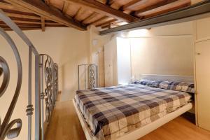 Cama o camas de una habitación en Tripoli Apartment