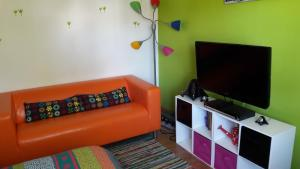 A television and/or entertainment center at Azeitão 109