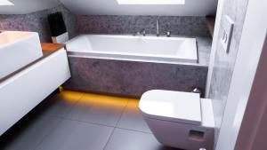 Łazienka w obiekcie Apartament Jelitkowo