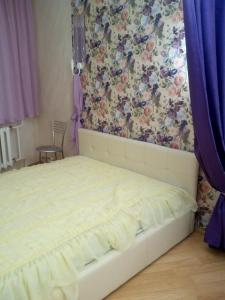 Кровать или кровати в номере Apartments Уеs