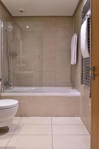 Ванная комната в Pestana Casablanca, Seaside Suites & Residences