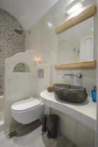 Ένα μπάνιο στο Pension Sofi