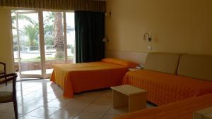 キングス ハウス ホテル リゾートにあるベッド