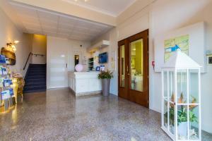 Hall o reception di Piccolo Hotel