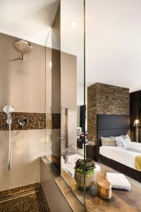 A bathroom at Lux 11 Berlin-Mitte