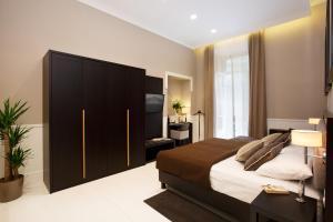 Letto o letti in una camera di Nap Luxury Guest House