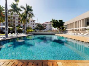 The swimming pool at or near Iberostar Heritage Grand Mencey